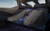 90 Lexus LF Z concept official images rear seats