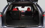 90 Lexus NX 450h+ 2021 official reveal boot