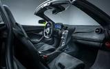 90 McLaren 765LT Spider studio cabin