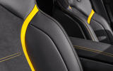 Mercedes-AMG A45 S 2019 official reveal - seat details