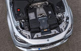 2020 Mercedes-AMG E63 facelift - saloon engine
