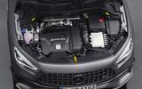 Mercedes-AMG GLA 45 S 2020 official press images - engine