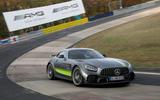Mercedes-AMG GT R Pro 2018 LA motor show reveal - carousel