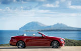 Mercedes-Benz E-Class cabriolet 2020 facelift - official images - static