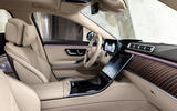 2021 Mercedes-Maybach S-Class official images - cabin