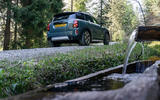 Mini Countryman 2020 facelift - official press images - static rear