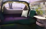 2020 Mini Urbanaut concept - sofa