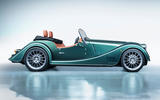Morgan Plus Six 2019 official press images - static side