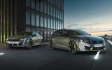 Peugeot 508 PSE official images - static