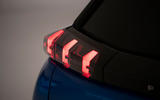 Peugeot e-2008 reveal studio - rear lights