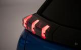 Peugeot e-2008 reveal studio - rear lights