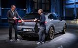 90 Porsche Cayenne GT 2021 official reveal interview