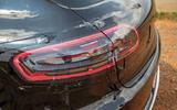 Porsche Macan prototype 2018 rear lights
