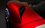 90 Porsche Mission R concept feature front aero