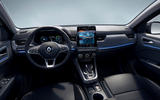 2021 Renault Arkana official European images - cabin