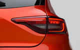 Renault Clio 2019 Autocar studio static - rear lights