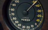 Rolls Royce by Lunaz official images - power meter