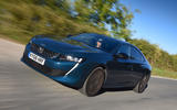 Top 10 best sports saloons 2020 - Peugeot 508 GT