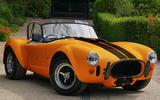 Top 10 best electric sports cars Ac Cobra