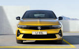 90 Vauxhall Astra 2022 official images nose