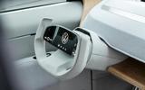 90 Volkswagen ID Life concept drive steering wheel