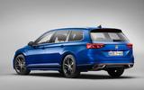 Volkswagen Passat 2019 press - static rear