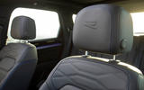 Volkswagen Touareg R 2020 official reveal images - seats