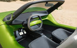 Volkswagen ID Buggy concept first drive - dashboard