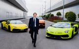 90 Winkelmann Lamborghini future interview with cars