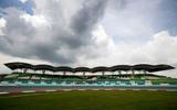 Autocar fixes Formula One - empty grandstant