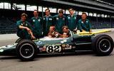 70 years of Formula One - Chapman Lotus