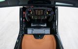 91 Aston Martin AMR C01 simulator tested cockpit