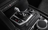 Audi R8 V10 Decennium official press images - centre console