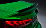 91 Audi RS3 2021 official reveal saloon spoiler