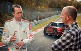Audi RS Q8 2020 camo ride - interview