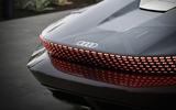 91 Audi Sky sphere concept 2021 rear lights