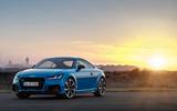 Audi TT RS 2019 facelift - official press images - static front