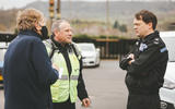 91 Autocar Young Hillclimb series 2021 police