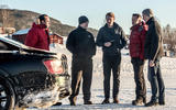 Bentley Flying Spur 2020 development ride - Richard Lane talking