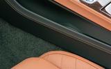 Bentley Mulliner Continental GT Convertible Equestrian Edition 2020 - trim