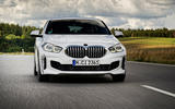 BMW 1 Series 128ti prototype 2020 first drive review - on the road nose