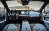 BMW iNext official images - dashboard