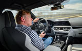 2020 BMW M3 prototype first drive - Greg Kable driving