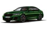 BMW M550i 2020 facelift official images - static front