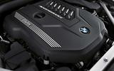 2019 BMW Z4 official reveal Pebble Beach - engine