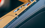 Corvette C8 vs Porsche 911 UK - Corvette centre console