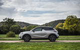 DS 3 E-Tense 2019 first drive - static side