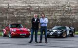 91 Everrati GT40 2021 offical images partnership