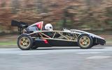 91 fastest cars tested by Autocar Ariel Atom V8