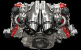 91 Ferrari 296 GTB 2021 official reveal engine